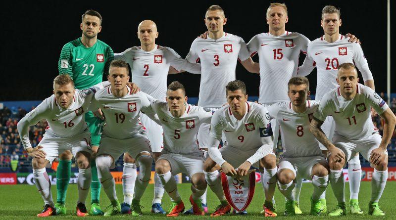 Zdjęcie reprezentacji Polski w piłce nożnej