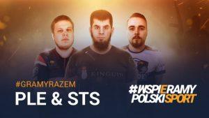 zdjęcie do tekstu o umowie sponsorskiej pomiędzy STS i PLE