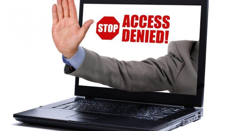 zdjęcie do tekstu o konsekwencjach działania rejestru domen zakazanych