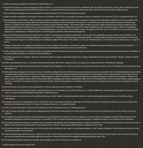 screen regulaminu bonusu 1000zł LVbet