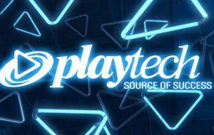logo firmy Playtech