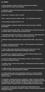 screen fragmentu regulaminu promocji Totolotka