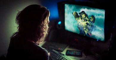 zdjęcie do tekstu na temat uzależnienia od gier komputerowych