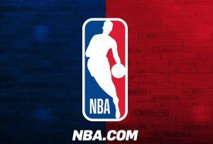 Logo amerykańskiej ligi NBA