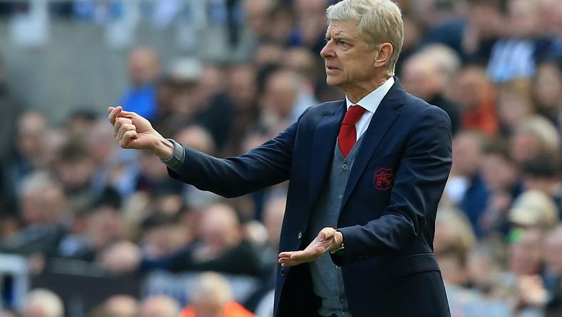 Arsene Wenger odchodzi z Arsenalu