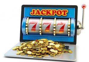 strona internetowa z grą Jackpot