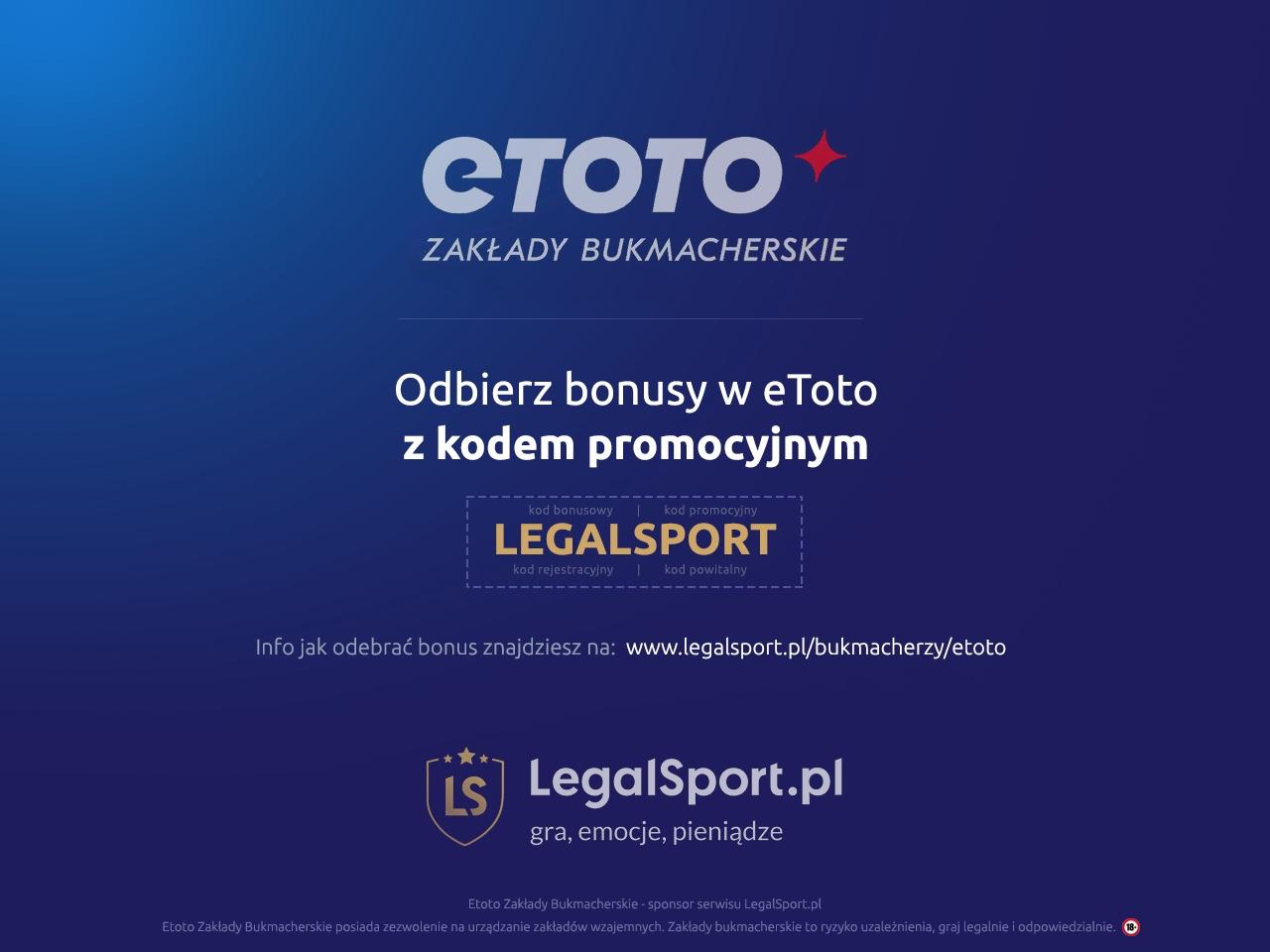 bonus na start nawet 2 000 zł u bukmachera eToto