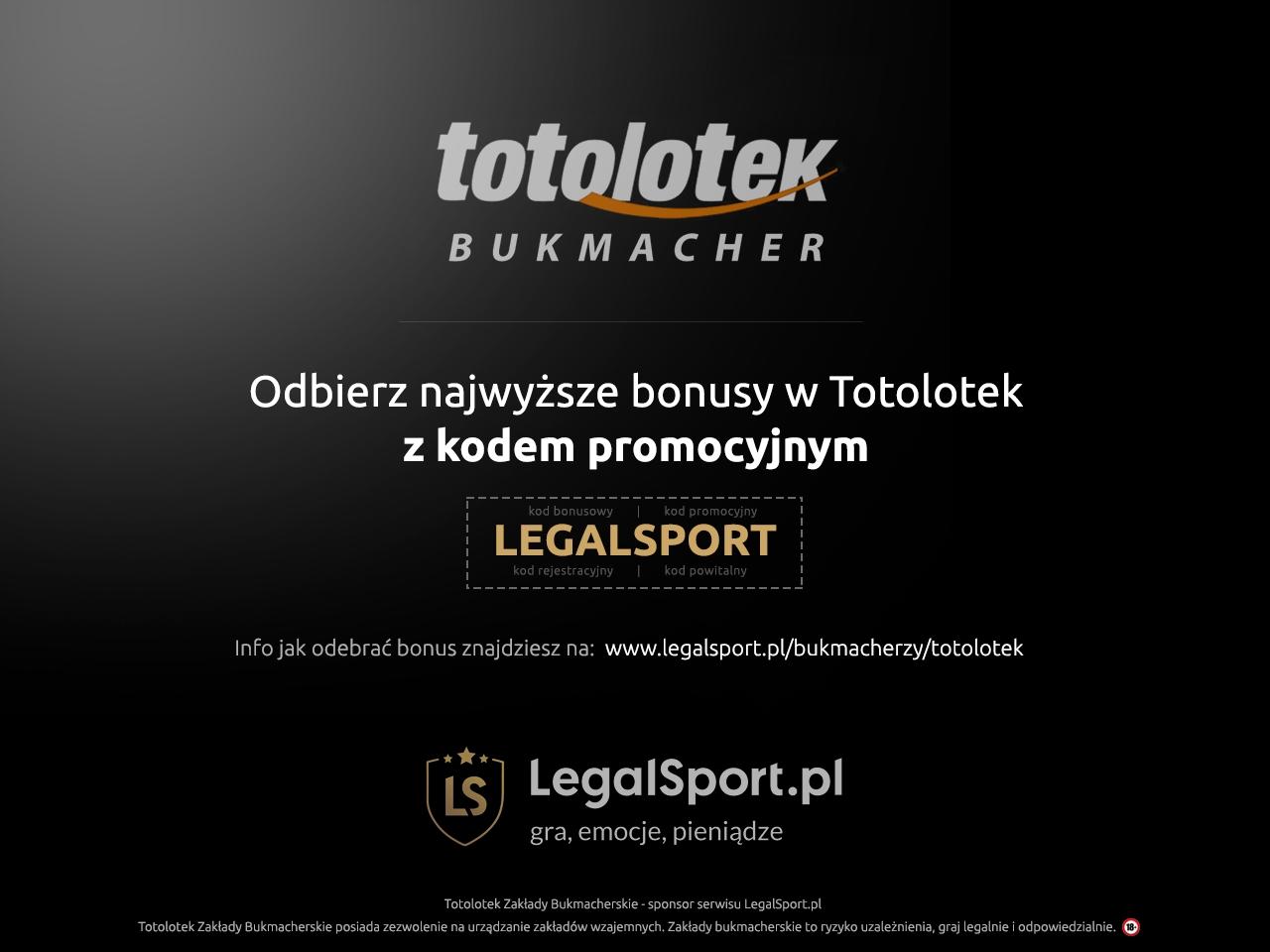 Kod bonusowy do promocji w Totolotku