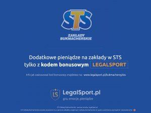 Logo bukmachera STS