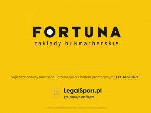 Fortuna - bukmacher z licencją MF