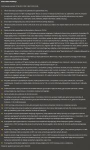 screen regulaminu mundialowej promocji w LVbet