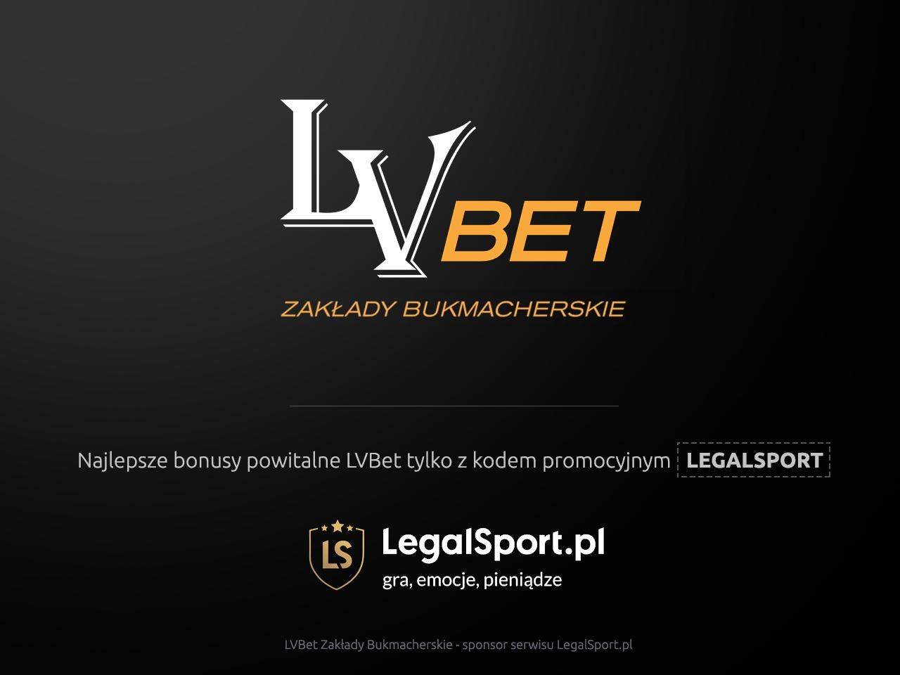 LVbet Zakłady Bukmacherskie - operator z licencją MF