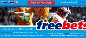 SportingBet - operator bez licencji MF