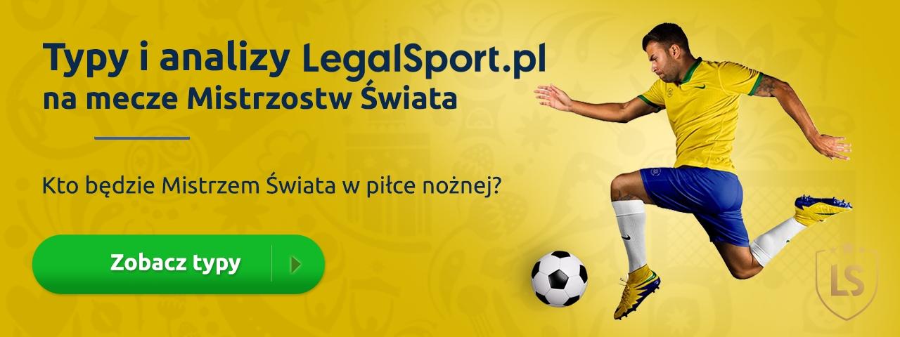 Typuj mundial z LegalSport.pl