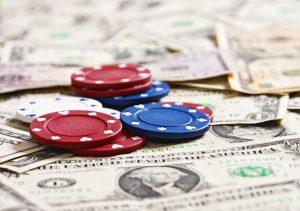 Najważniejszym czynnkiem w grach losowych są pieniądze