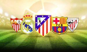 Liga hiszpańska - faworyci do zwycięstwa