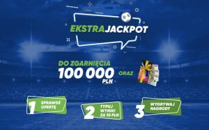 EkstraJackpot w forBET - 100 000 zł do wygrania