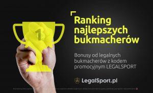 Oferta bukmacherska - ranking operatorów zakładów sportowych