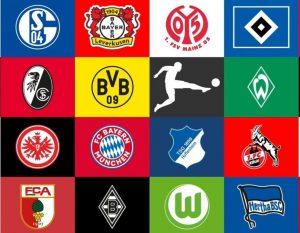 Bundesliga: typowanie zakładów wzajemnych