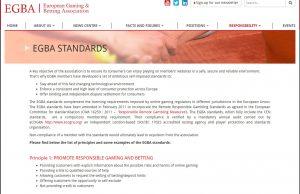 European Gaming and Betting Association - stowarzyszenie bukmacherskie